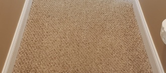Repaired & Restreched Berber Carpet in Sea Isle City NJ!