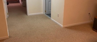Restretched & Repaired and Reseamed Berber Carpeting in Wildwood NJ